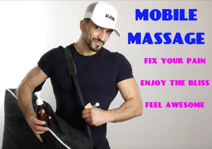 mobile masseur barcelona